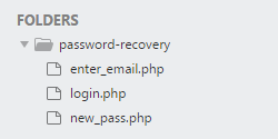 Password reset system in PHP | CodeWithAwa